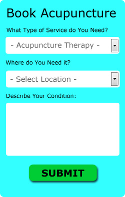 Hanley Acupuncture Enquiries
