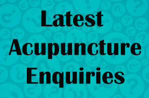 East Sussex Acupuncture Enquiries